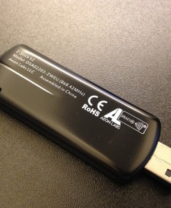 AeonLabs USB adapter Z-Stick S2