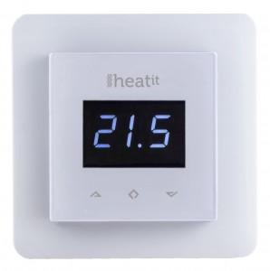 Heatit Z-Wave white