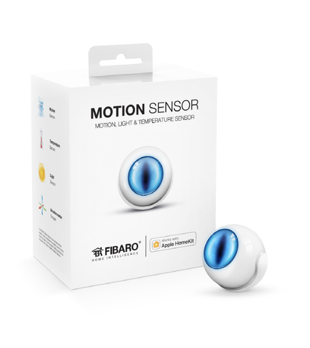Fibaro Motion Sensor for HomeKit