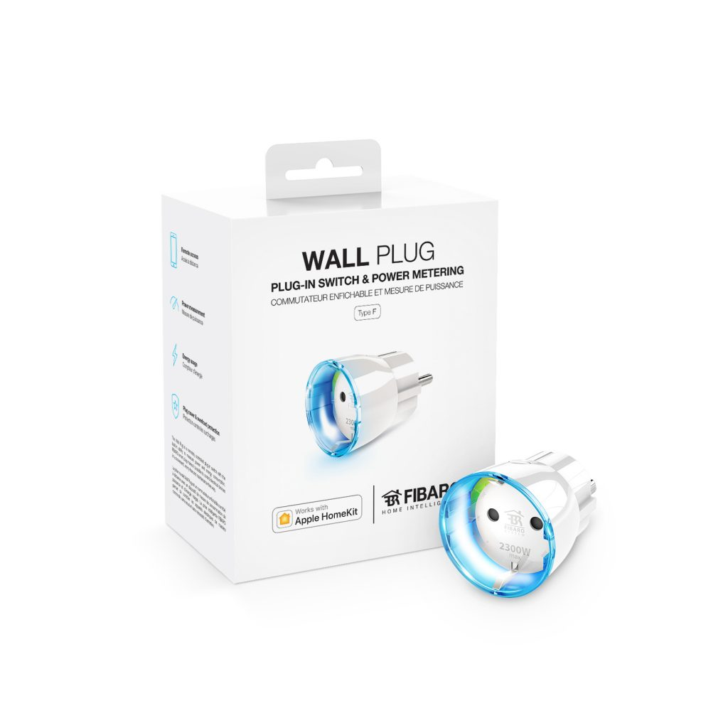 Fibaro Wall Plug for HomeKit